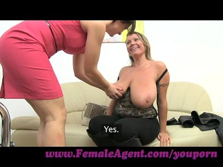 femaleagent. biggest bossom into hungary
