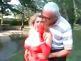 how i gang-banged this mature babe into the