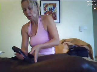 mature wife mug fuck!