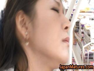ayane asakura asian woman has outdoor sex part2