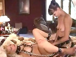 grown-up homosexual woman bondage and spanking