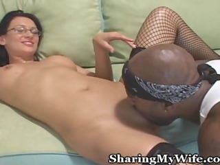 woman wills to be a slut for voyeur hubby