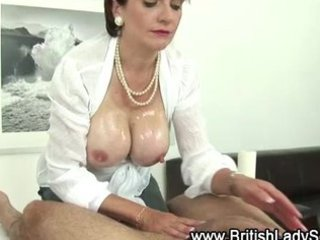 tits work adoring mature slut