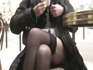 french lady florence analfucked in nylons