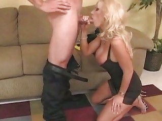 sassy mature babe brittany andrews teaches a