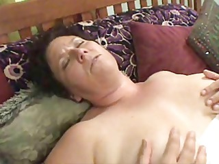 mature housewife and her amp