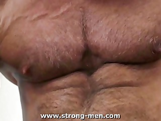 mature bodybuilders gang-banging