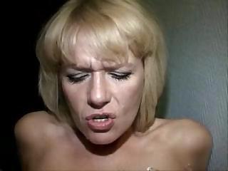german blonde milf dquirting orgasm