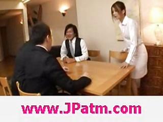 hibik ohtsuki japanese wife fucks inside the