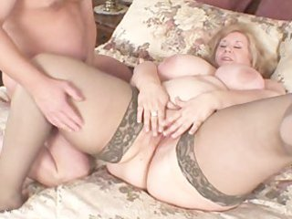 bbw babe arse love and finger