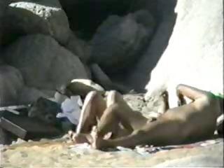 young video - nudist sea coast