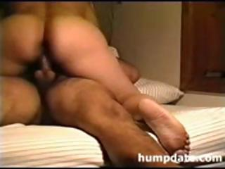 latino wife with a huge ass drives her husband's