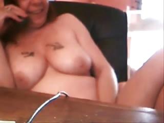 my mommy got phone sex. hidden cam