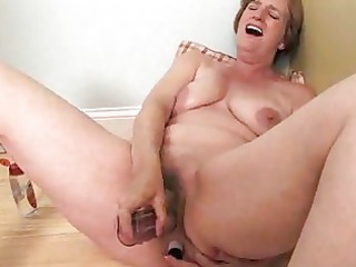 naughty woman grown-up masturbation