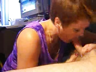 grown-up ewa blowing the dick