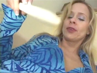 charming latin milf masturbating