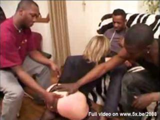 christelle french cougar angel gangbanged by few