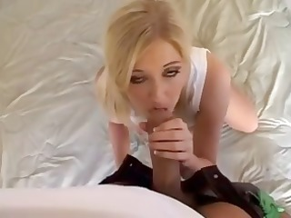 extremely impressive naughty bleached girl