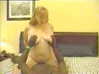 sexy red-haired wife loves that giant black penis