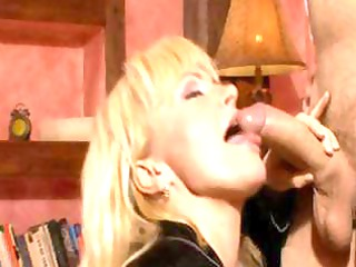 albino czech milf, renata gets pierced before
