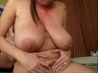 amateur and mature into 3some