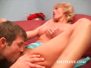 super penis sucking with lusty older girl