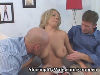 wife megan asks hubby for favor