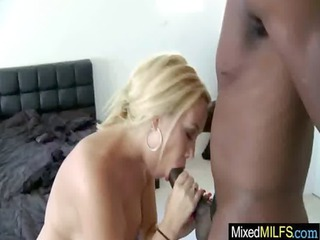 super woman own tough drill with brown male vid-32