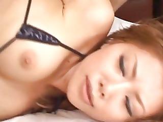 japanese milf gang-bangs in a lil bi...