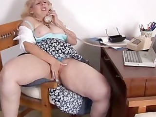 grown-up bbw phone bang