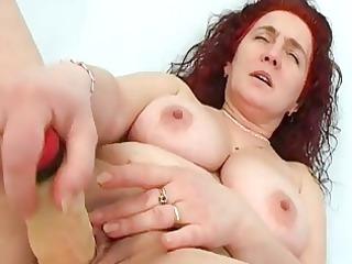 fuck vibrator inside older pussy ant studio