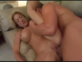 my allies woman demonstrates me her fresh breast