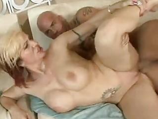 sexy momma brittany blaze receives a sticky sperm