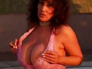 extremely impressive cougar busty cougar mary