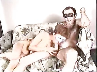 froward masked mami with a beastly hootchie
