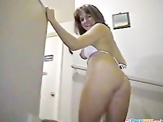 babe veronica bugs her man for porn