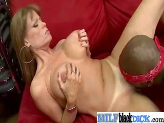 lovely lady own fucked uneasy by brown penis