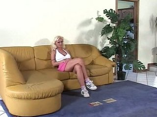 vivian schmitt - cheating woman gang-banged by