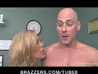 divorced medic gives her fine hung patient a