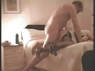 piercing my cougar chick