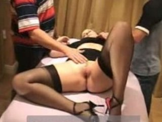 maiden takes facial from stranger and hubby
