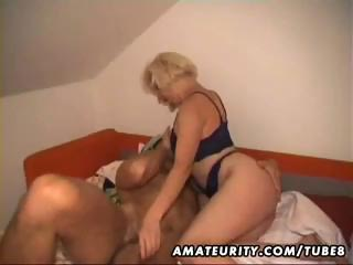albino inexperienced wife makes a fuck tapes with