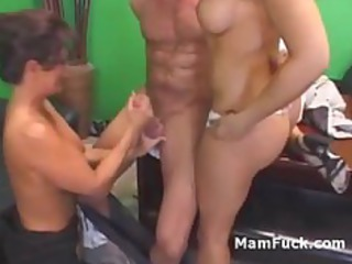 extremely impressive large bottoms mom and