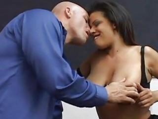extremely impressive arse latina mature babe