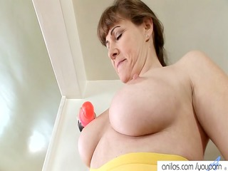 lady alexandra silk dildo pierce