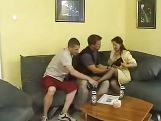 cougar 3some part1