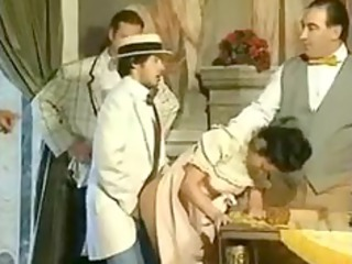 elderly gang bang video from italy