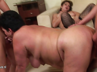 a so special and horny cougar sexfest