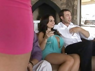 shocking desperate wifes with big booty swaping