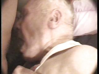 grandpa lick dick
